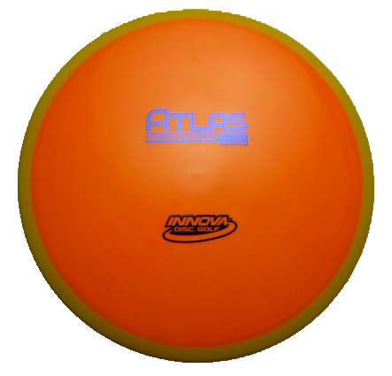 Atlas XT Orange Gelb